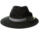 Collection XIIX Pattern Band and Pom Panama Hat