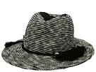 Vince Camuto Tasseled Packable Panama Hat