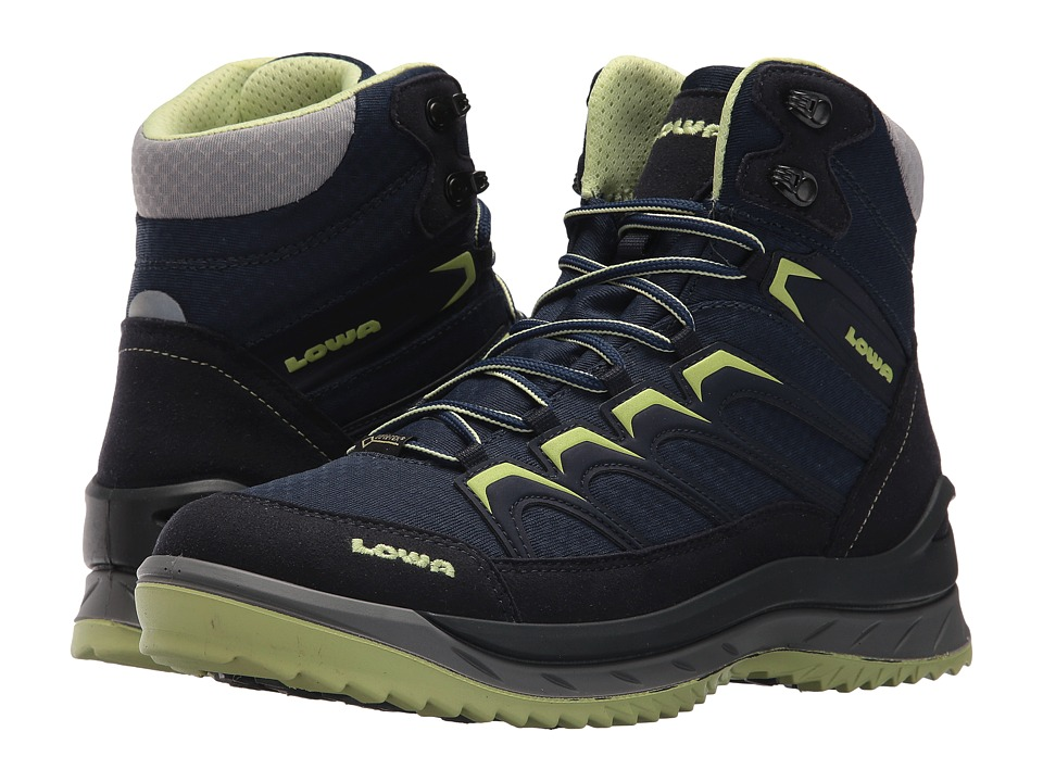 Lowa Innox Ice GTX Mid (Navy/Mint) Women