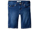 Levi's(r) Kids 710tm Super Skinny Fit Soft and Silky Bermuda Shorts (Big Kids)