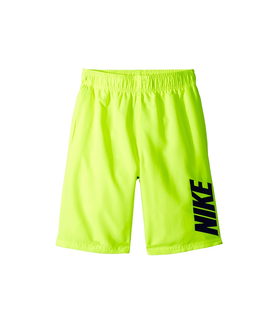 Nike Kids - Swim Breaker Volley Short (Big Kids) (Volt) B...