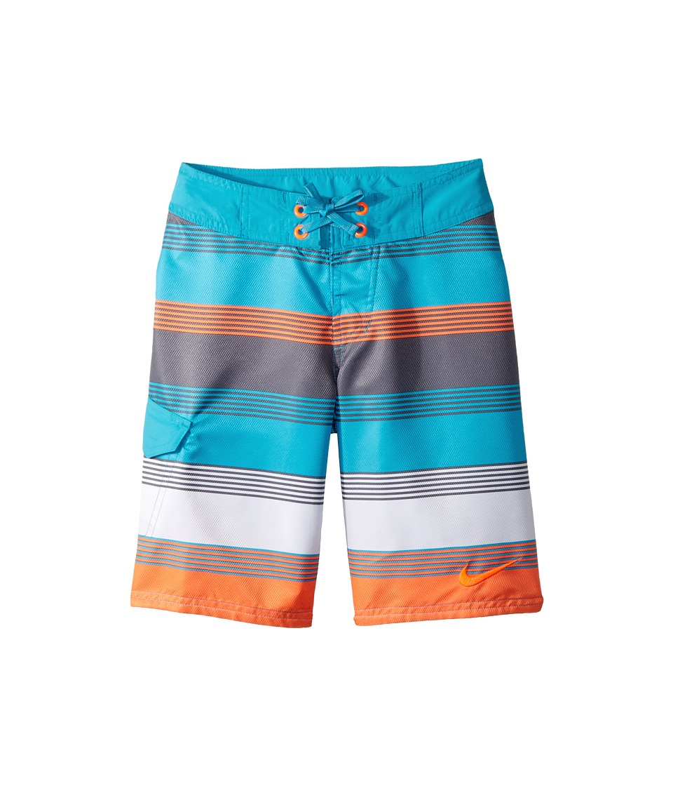 Nike Kids Drift 9 Boardshort (Big Kids) (Light Blue Fury) Boy