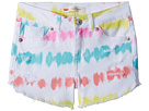 Levi's(r) Kids Sunrise Denim Shorty Shorts (Little Kids)