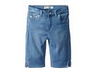 Levi's(r) Kids 710tm Super Skinny Fit Soft and Silky Bermuda Shorts (Little Kids)