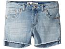 Levi's(r) Kids Altered Denim Shorty Shorts (Little Kids)