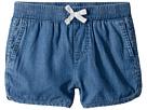 Levi's(r) Kids Lightweight Shorty Shorts (Toddler)
