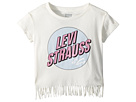 Levi's(r) Kids Fringe Knit Tee (Toddler)