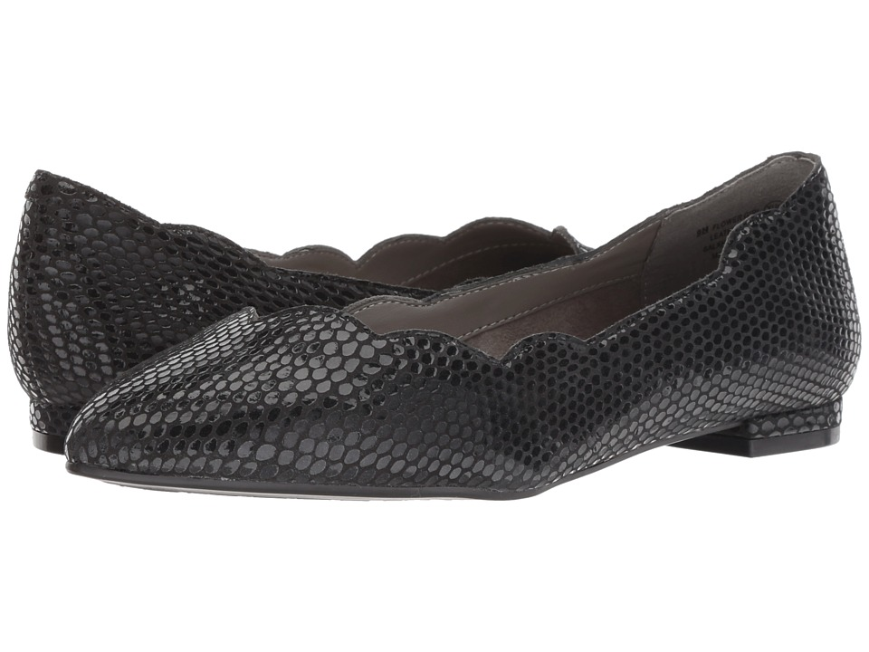 Aerosoles Flower Girl (Black Exotic) Women's Shoes