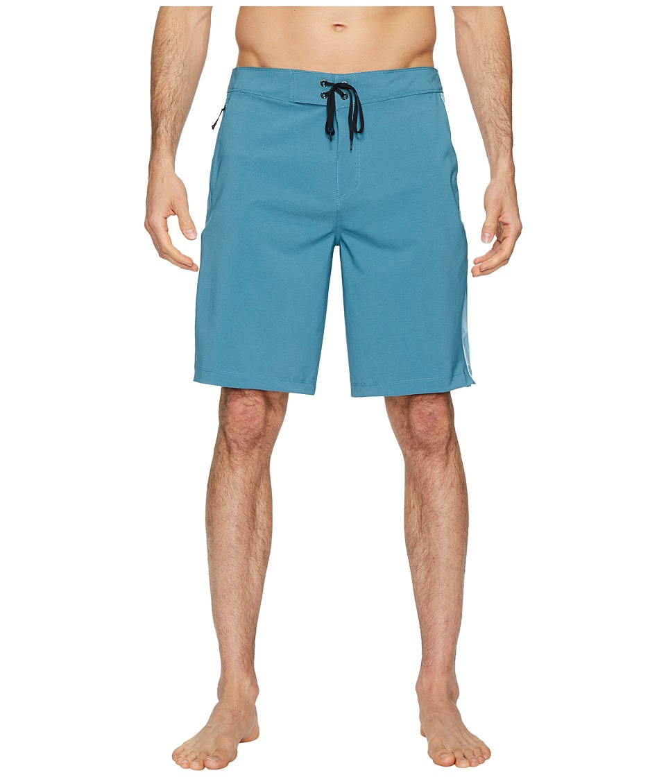 Hurley Phantom JJF 4 20 Boardshorts (Noise Aqua) Men