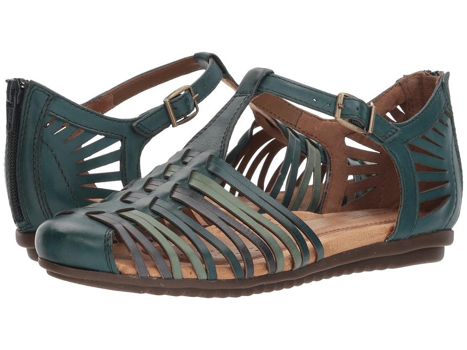 Rockport Cobb Hill Collection Cobb Hill Inglewood Hurache (Legion Blue Multi) Women's Shoes