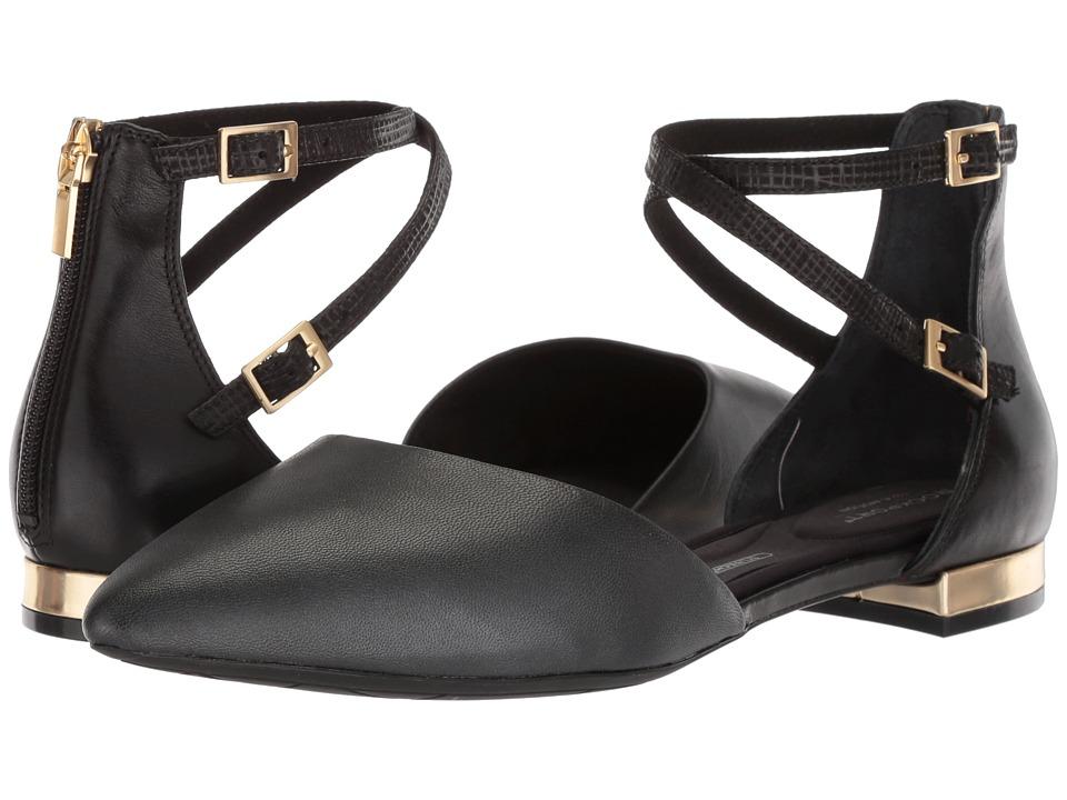 Rockport Total Motion Adelyn Ankle (Black) Women's Shoes