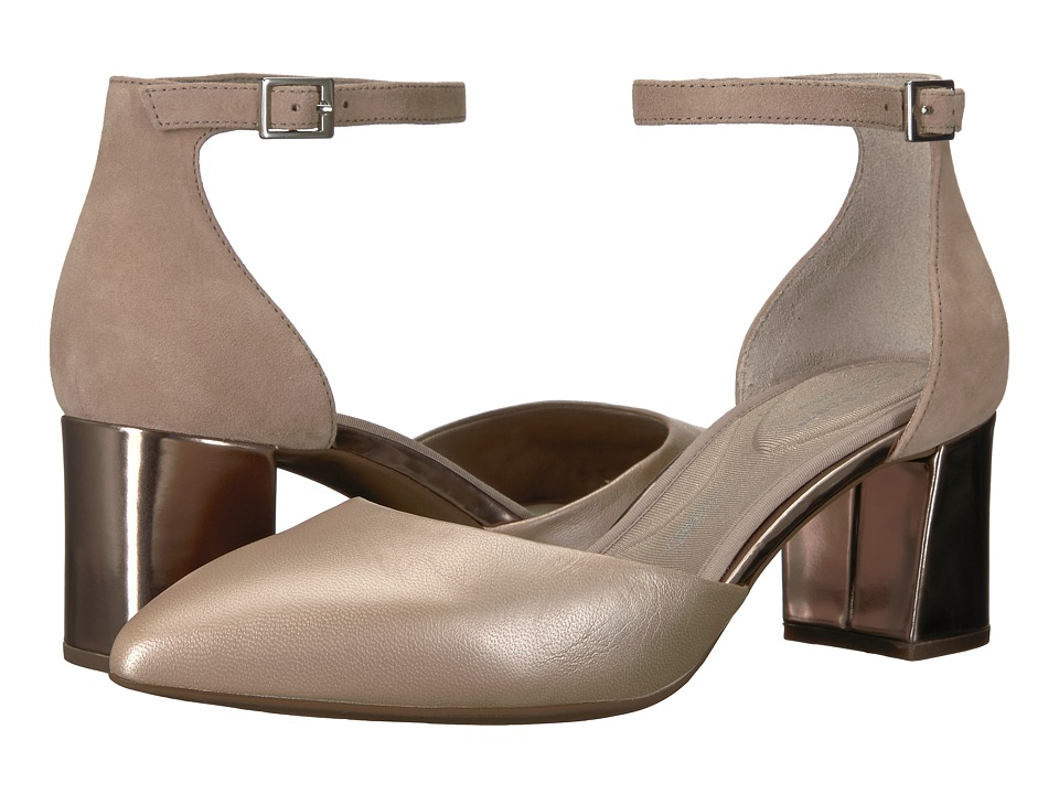 Rockport - Total Motion Salima Two-Piece (Dove) Womens Shoes