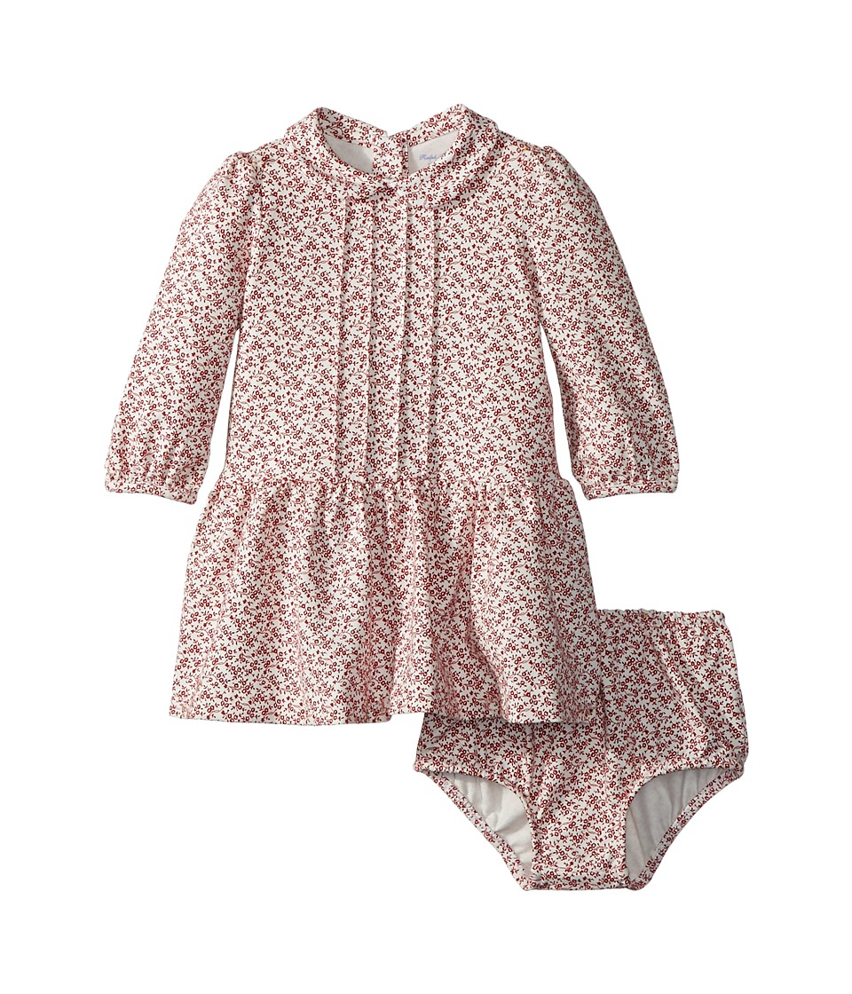 Ralph Lauren Baby - Cotton Floral Dress Bloomer