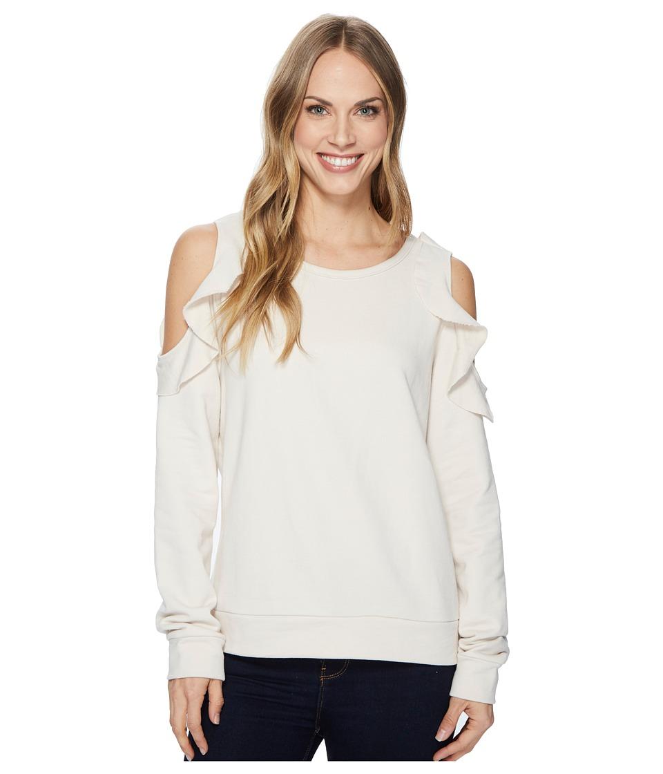 Sanctuary Cordelia Sweatshirt (Frosted Milk) Women