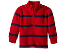 Ralph Lauren Baby Striped French-Rib Pullover (Infant)