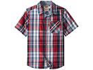 Levi's(r) Kids The Smith Short Sleeve Shirt (Little Kids)