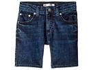 Levi's(r) Kids 511 Slim Fit Performance Denim Shorts (Little Kids)