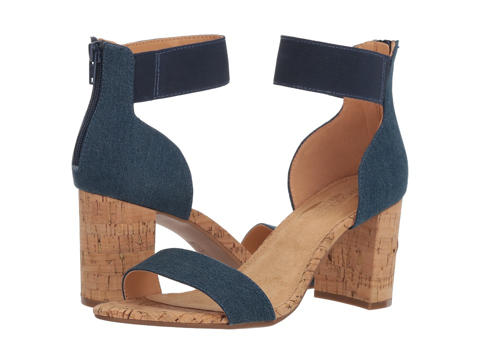 Aerosoles High Hopes (Denim Combo) Slingbacks
