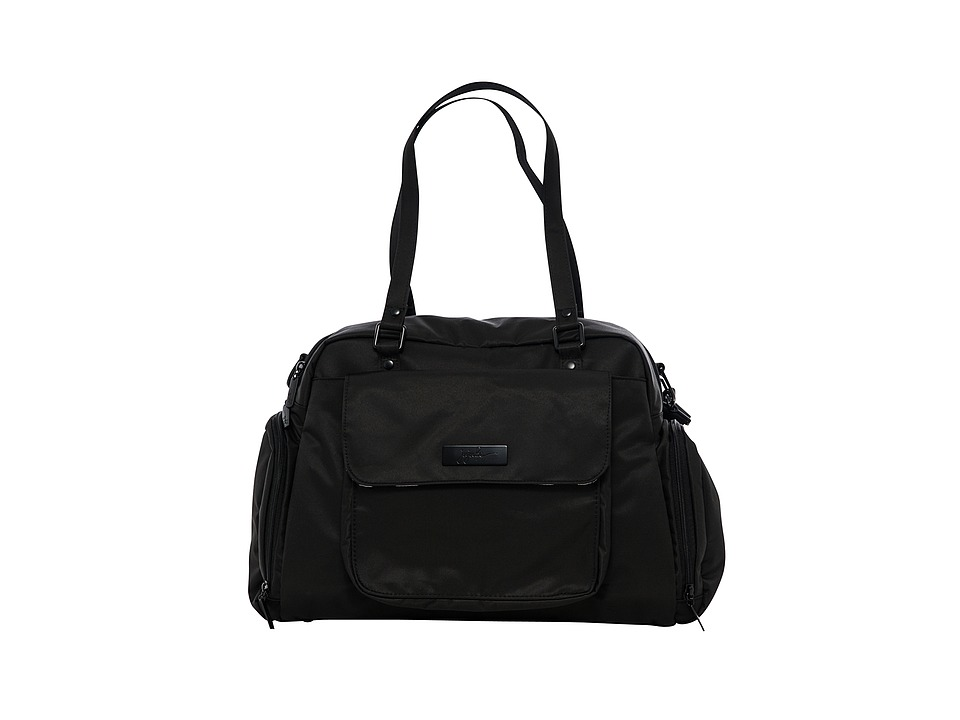 Ju-Ju-Be - Onyx Be Pumped (Black Out) Diaper Bags