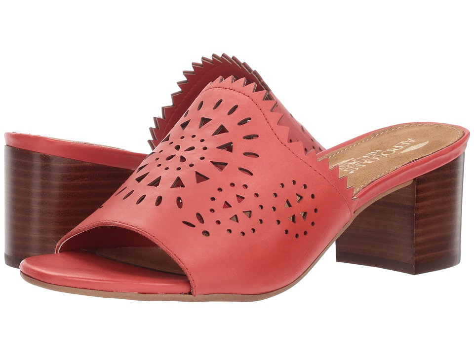 Aerosoles Midsummer (Red Leather) Women's Shoes