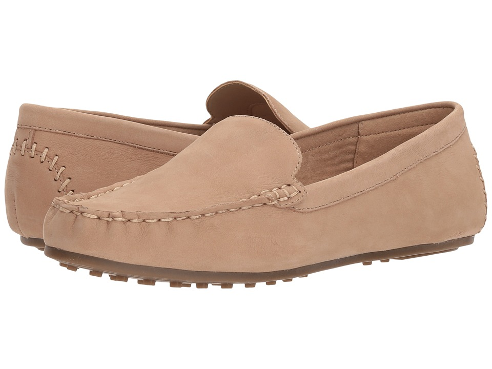 Aerosoles Over Drive (Light Tan Nubuck) Slip-On Shoes