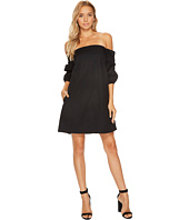 1.STATE - Off Shoulder Voluminous Sleeve Dress