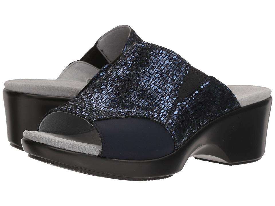 Alegria Ryli (Tile Me More Dusk) Women's Slide Shoes