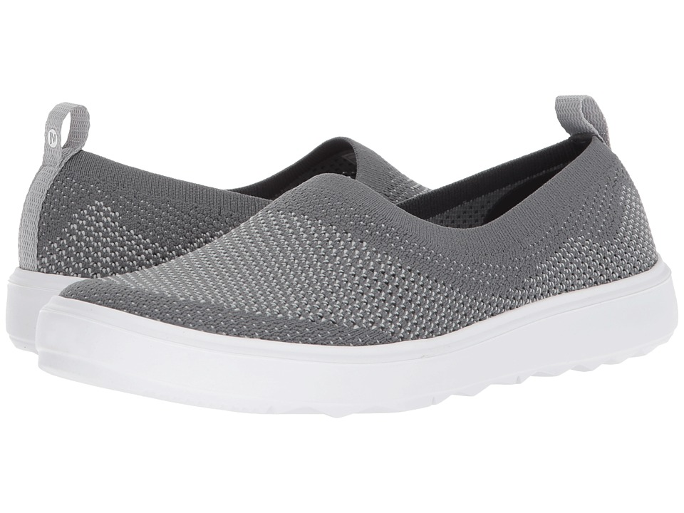 Merrell - Around Town City Moc Knit (Castle Rock) Womens Shoes