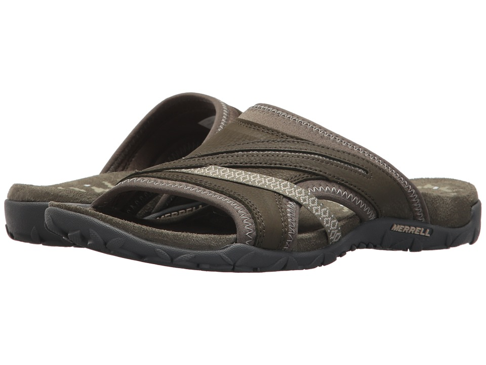 Merrell - Terran Slide II (Dusty Olive) Womens Shoes