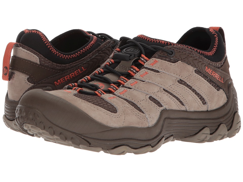 Merrell - Chameleon 7 Limit Stretch (Brindle) Womens Shoes