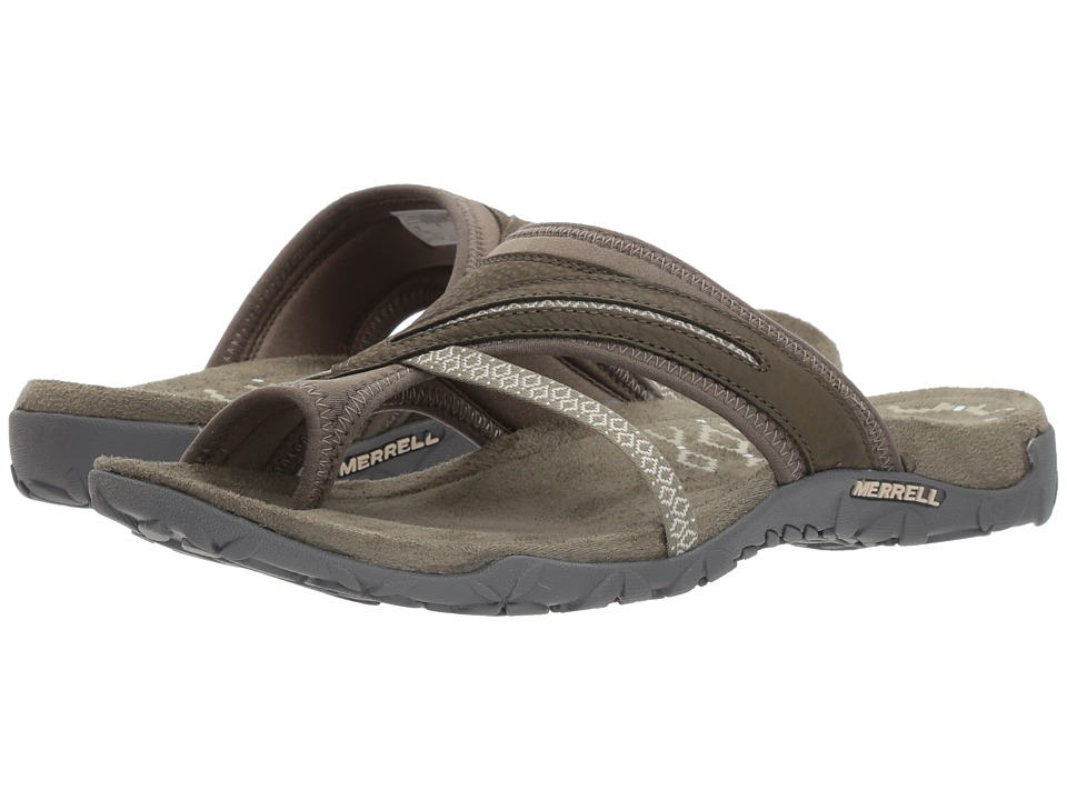 Merrell - Terran Post II (Dusty Olive) Womens Shoes