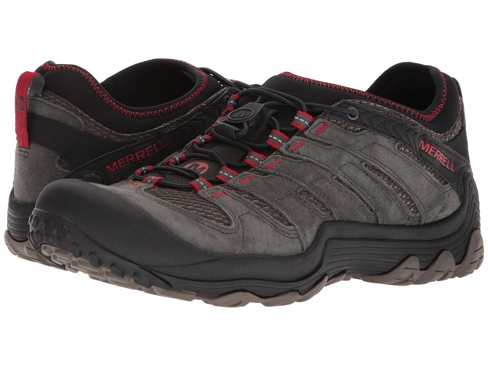Merrell - Chameleon 7 Limit Stretch (Beluga) Mens Shoes