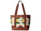 Pendleton Small Snap Tote