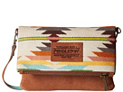 Pendleton Fold-Over Clutch