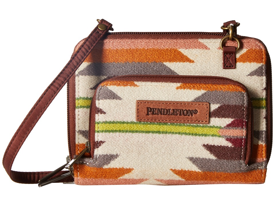 Pendleton - Wallet on a Strap (Falcon Cove) Cross Body Handbags