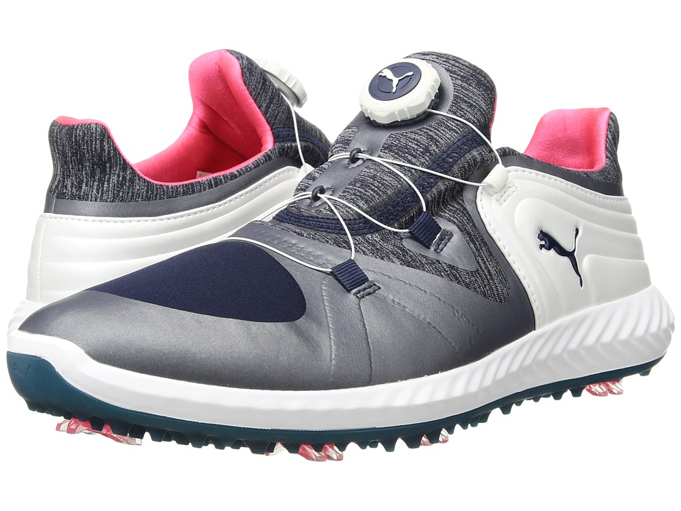 Puma Golf - Ignite Blaze Sport Disc (Peacoat/Puma White) ...