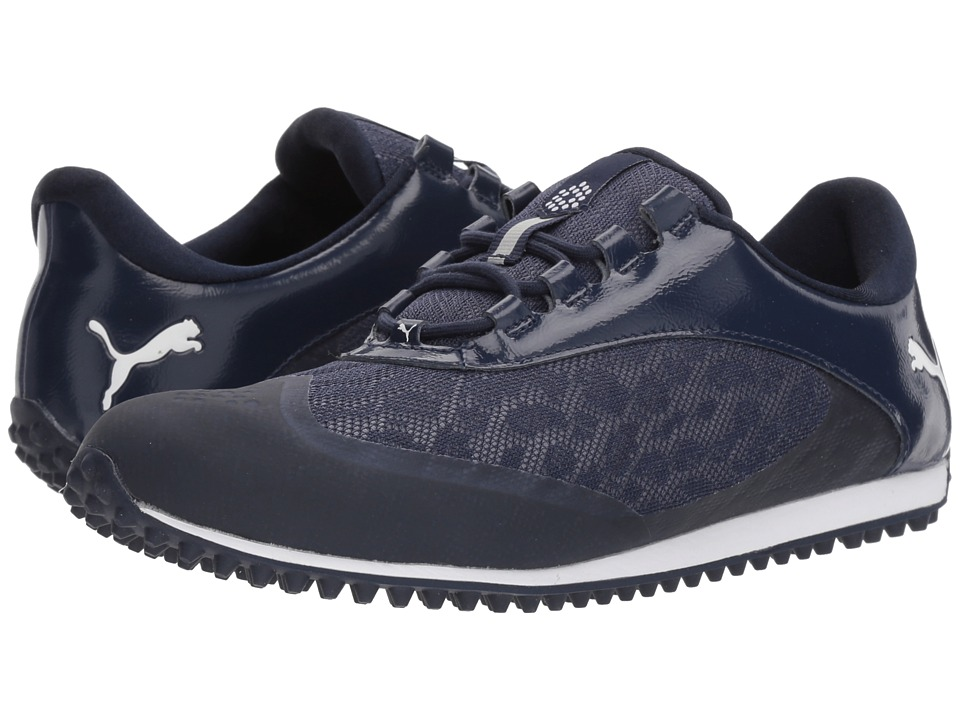 PUMA Golf Summercat Sport (Peacoat/Puma White) Women's Golf Shoes
