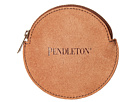 Pendleton Suede Coin Purse