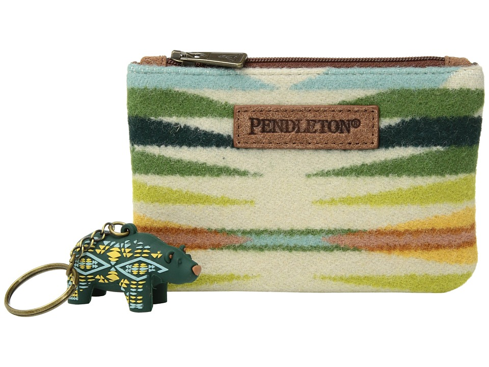 Pendleton - Zip Pouch with Keychain (Falcon Cove) Travel Pouch