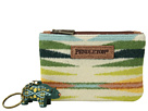 Pendleton Zip Pouch with Keychain