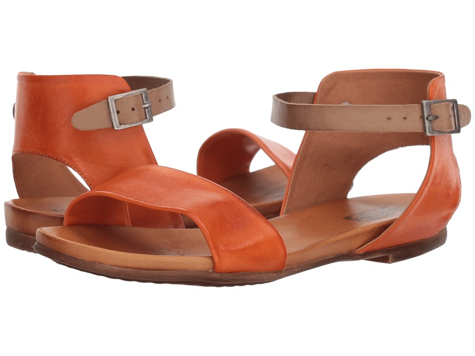 Miz Mooz - Alanis (Orange) Womens Sandals