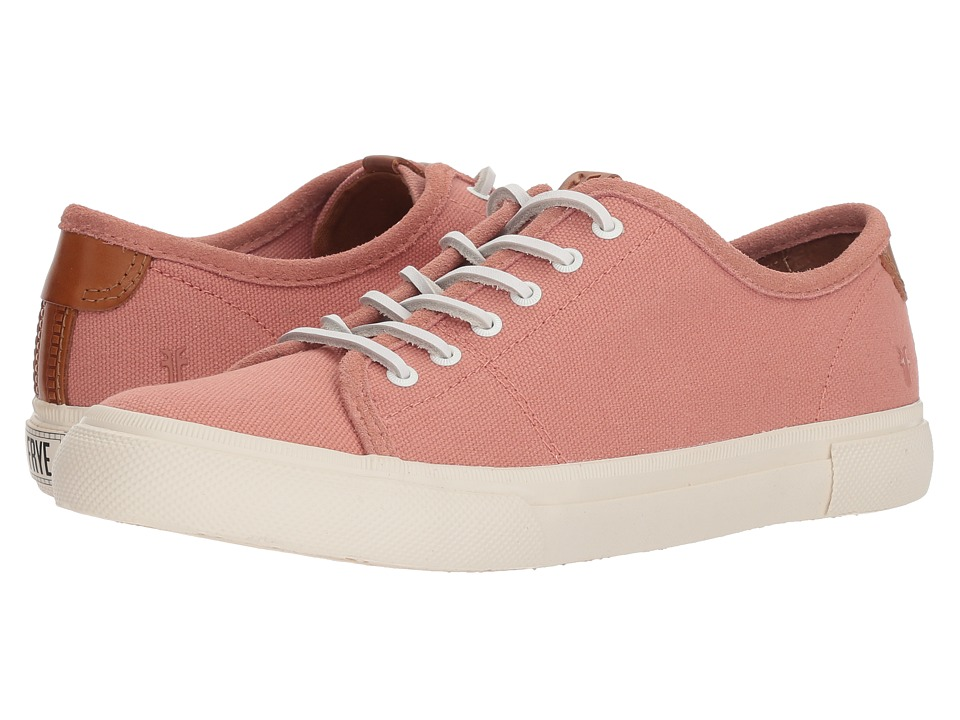 Frye Maya Canvas Low Lace (Blush)