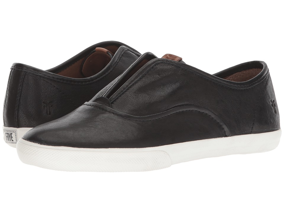 Frye Maya CVO Slip-On (Black) Slip-On Shoes