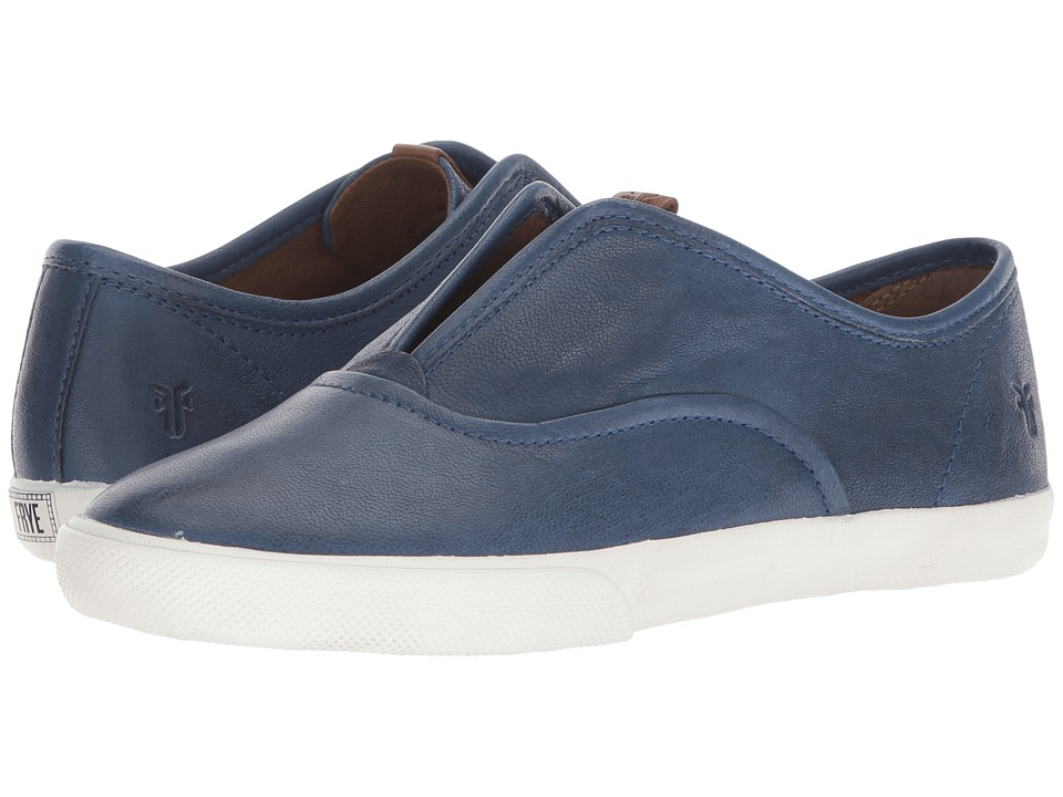 Frye Maya CVO Slip-On (Navy) Slip-On Shoes