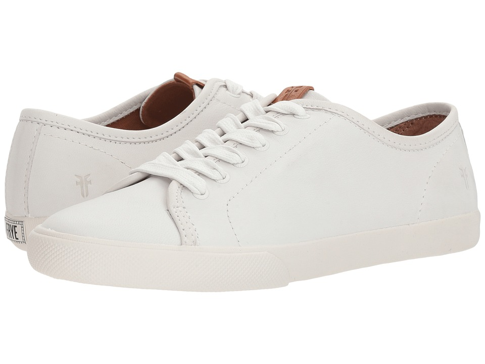 Frye Maya Low Lace (White)