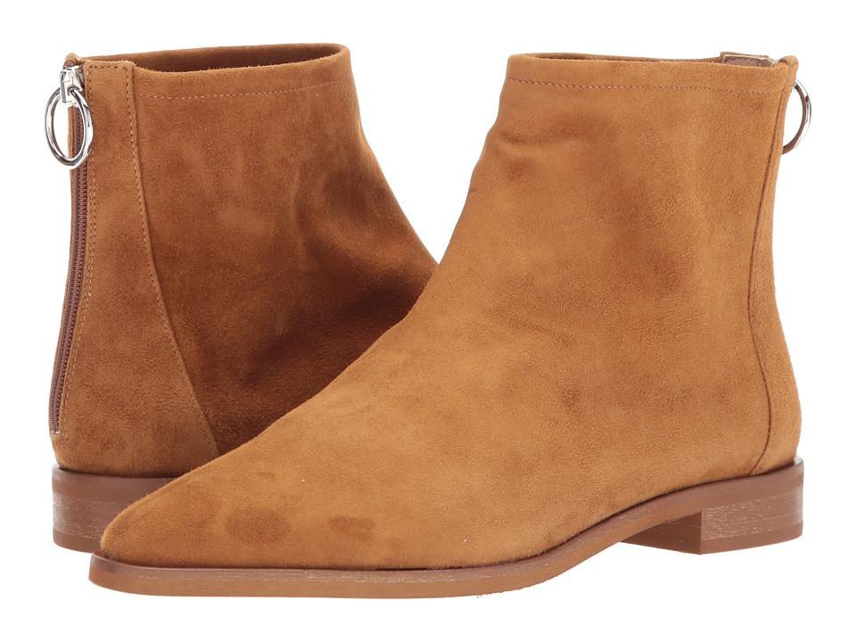 Via Spiga - Edie (Cuoio Suede) Womens Boots