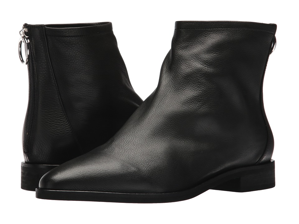 Via Spiga Edie (Black Leather) Women