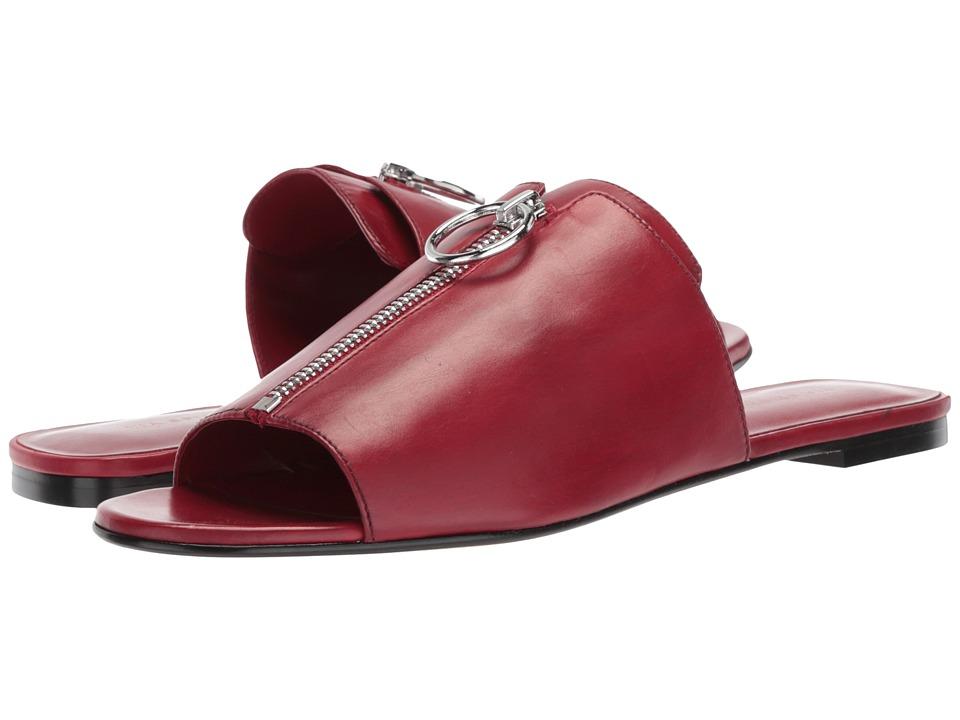 Via Spiga - Hope (Ruby Leather) Women's Slide Shoes