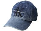 Calvin Klein Jeans Logo Denim Hat