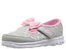 SKECHERS KIDS Bitty Heart 81162N (Infant/Toddler/Little Kid)